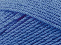 Cotton Blend 8ply French Blue