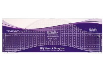 Ruler Wave A Template