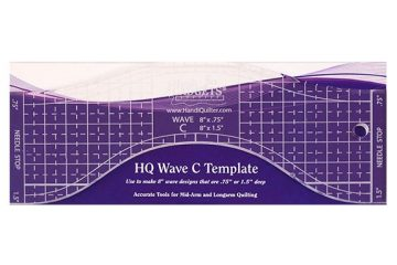 Ruler Wave C Template