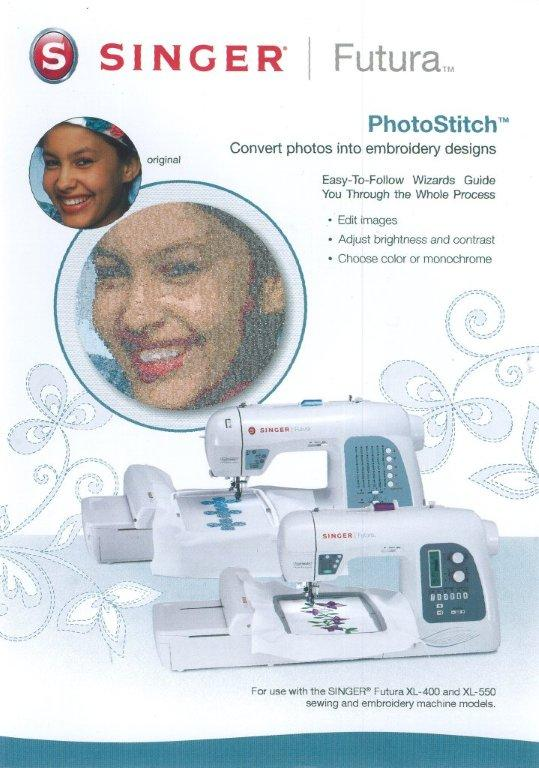PhotoStitch  for Futura XL400