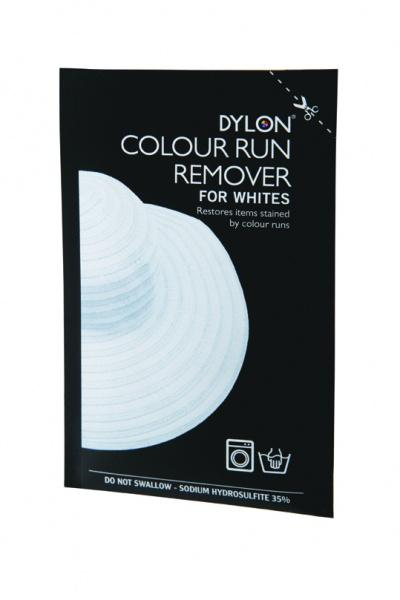 Dylon colour run remover for whites