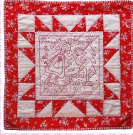 Peppermint-Stitches-Wall-Quilt-pieced-stitchery