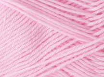 Big Baby 4ply Candy Pink