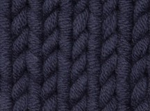 Soft Cotton Chunky Navy