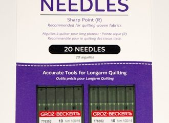 Needles 20/125 r Ball Point