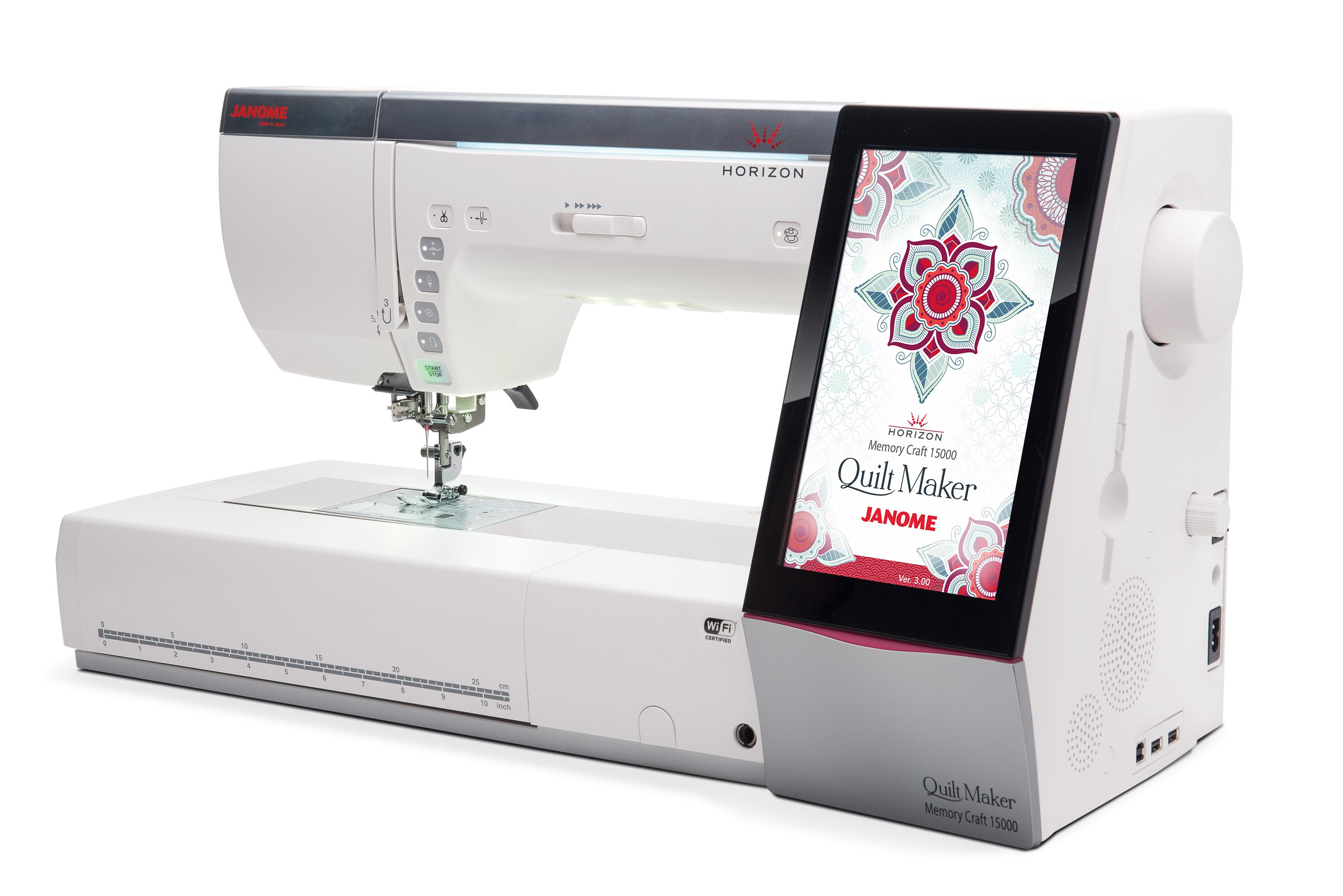 Horizon Quilt Maker  MC15000