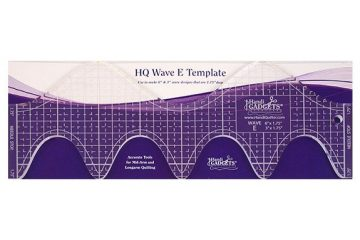 Ruler Wave E Template
