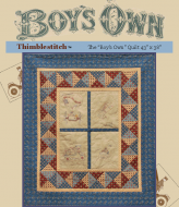 boys own quilt pattern front