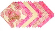 shaggy quilt antique rose