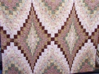 Diamond Bargello