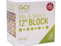 Go! Qube Mix & Match 12 inch Block