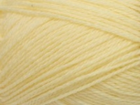 Baby Wool 3 ply Lemon