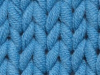 Soft Cotton Chunky French Blue