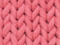 Soft Cotton Chunky Candy Pink