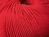 Superfine Merino Red