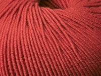 Superfine Merino Burnt Red