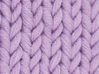 Soft Cotton Chunky Lilac