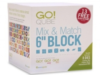 Go! Qube Mix & Match 6 inch Block