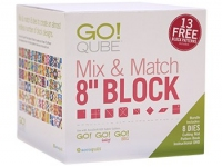 Go! Qube Mix & Match 8 inch Block