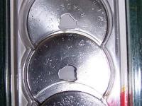 45mm Straight Rotary Blade Set