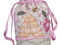Busy Bee Mug Bag