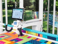 Quilt Maker Pro 18 with Pro-Stitcher Robotics
