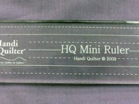 Ruler 2inch by 6inch Mini