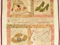 Vintage treasures, by Libby Richardson