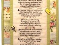 Quilters Poem