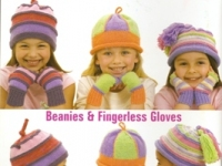 Beanies and Fingerless Gloves