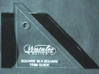 Square in the Square Trim Guide