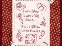 Stitching Friends