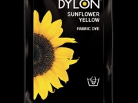 Dylon hand dye Sunflower Yellow