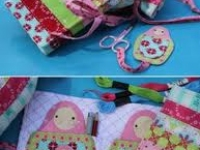 Sweet Matryoshka sewing set