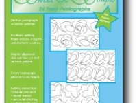 Sweet & Simple Pantographs 24 by 3inch