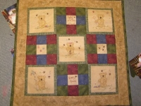 Teddy Bear Sampler