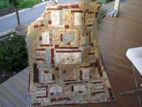 Teddy Stitchery & quilt pattern