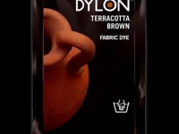 Dylon Hand Dye Terracotta Brown