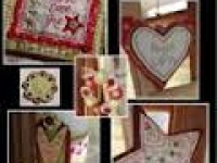 Quilt Card- The Christmas Decoration Collection 1